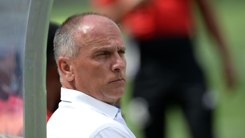 Vladislav Heric has been sacked by Chippa United