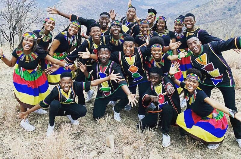 Ndlovu Youth Choir. Picture: Instagram