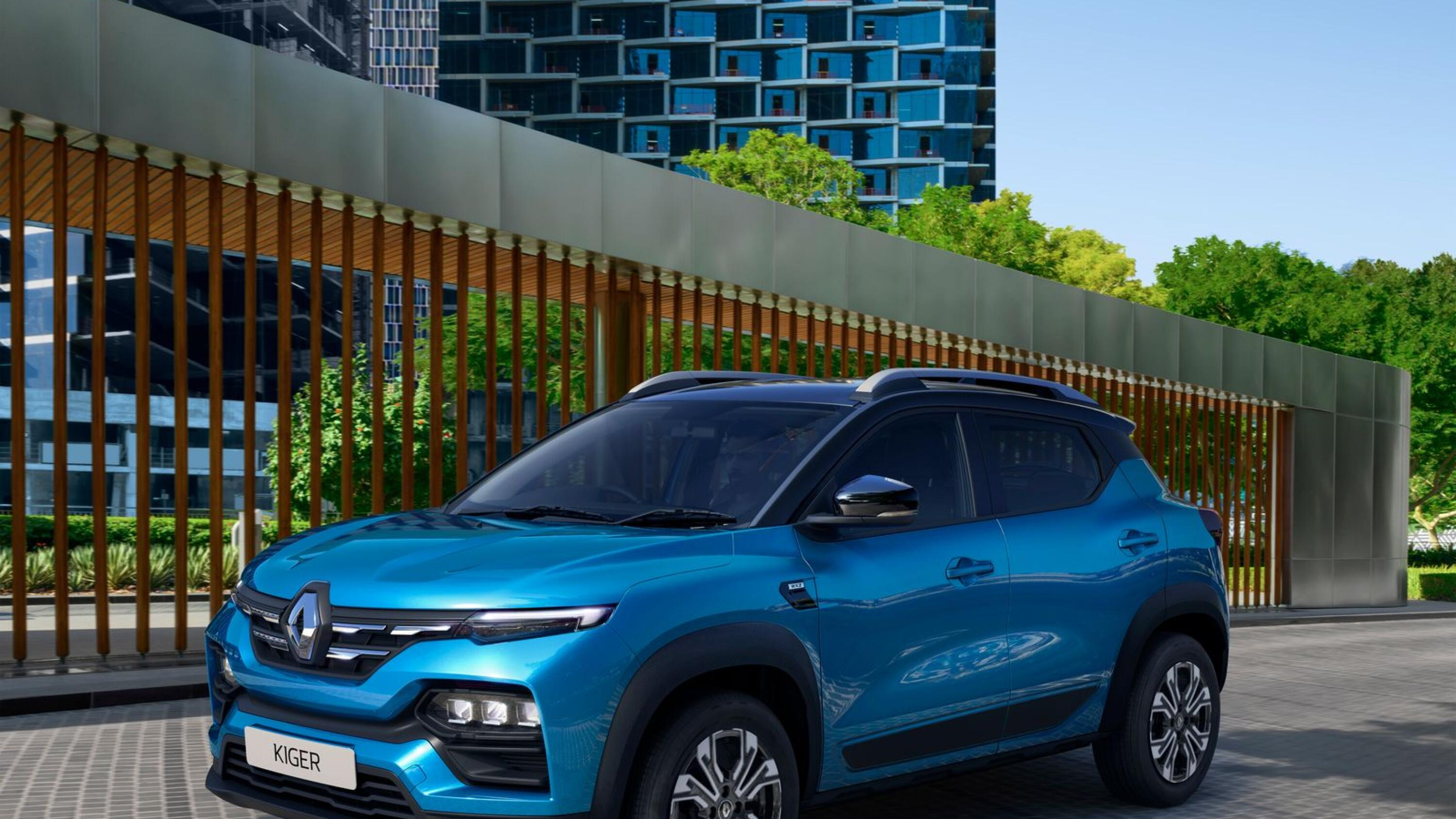 2021 Renault Kiger compact crossover launches in South Africa in the third quarter