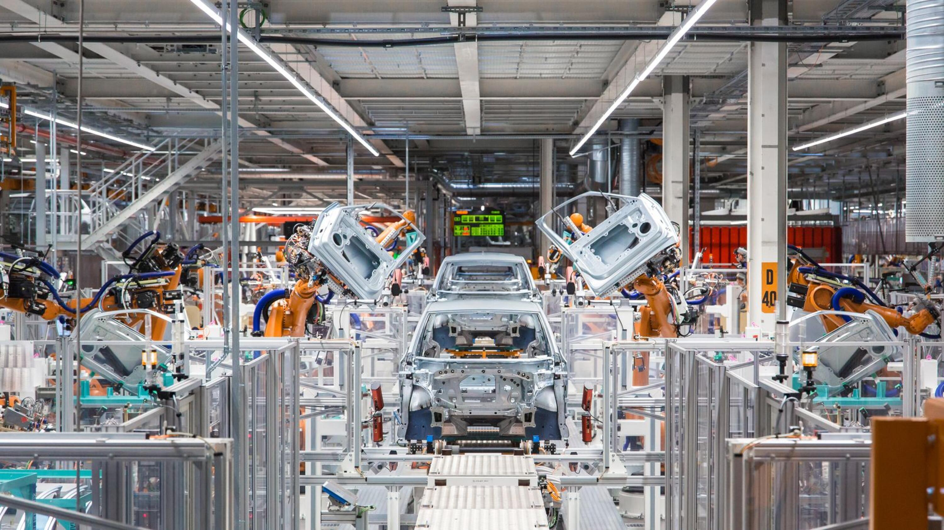 Automotive production lines around the world are grinding to a halt due to semiconductor chip shortages