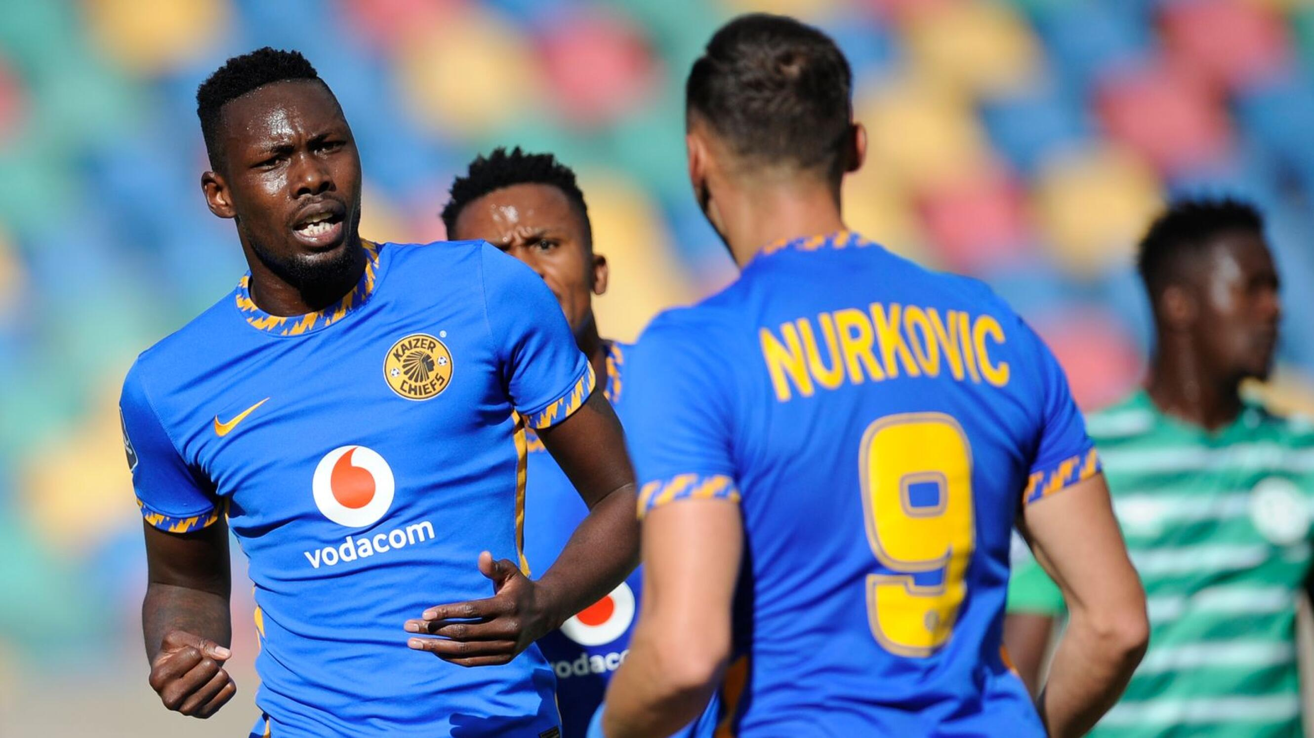 Erick Mathoho and Samir Nurkociv will be key for Kaizer Chiefs when they take on Al Ahly in the Caf Champions League final on Saturday