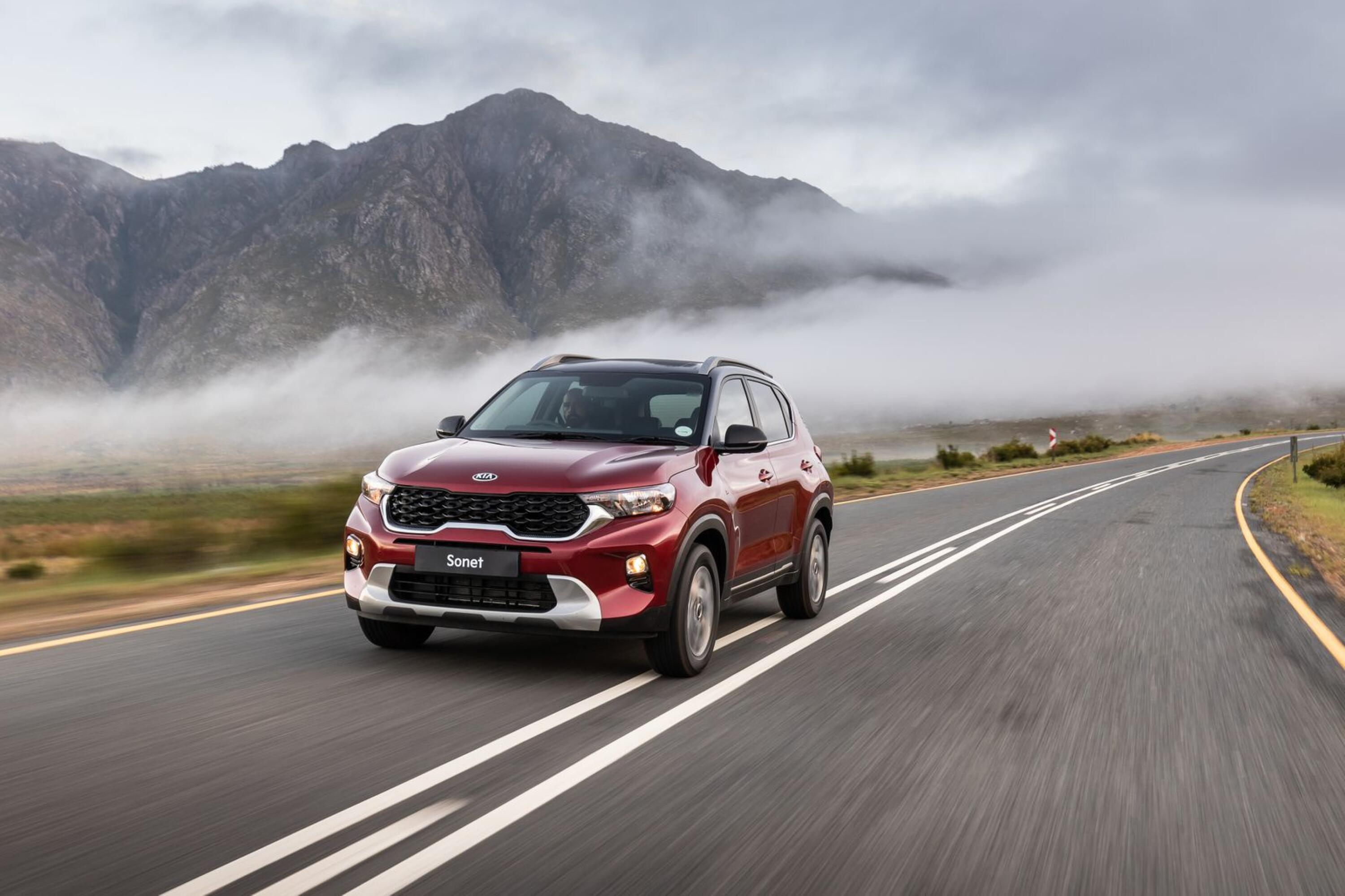 2021 KIA Sonet has just gone on sale in South Africa