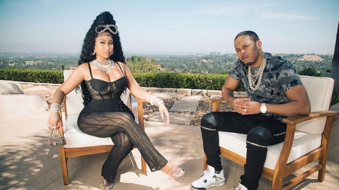 Nicki Minaj and Kenneth Petty