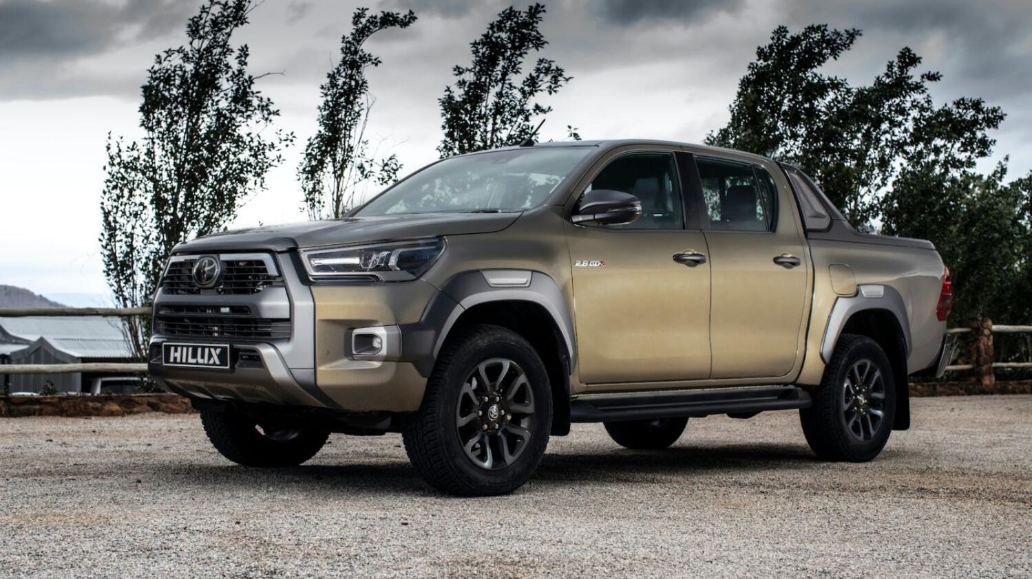 2021 Toyota Hilux Legend
