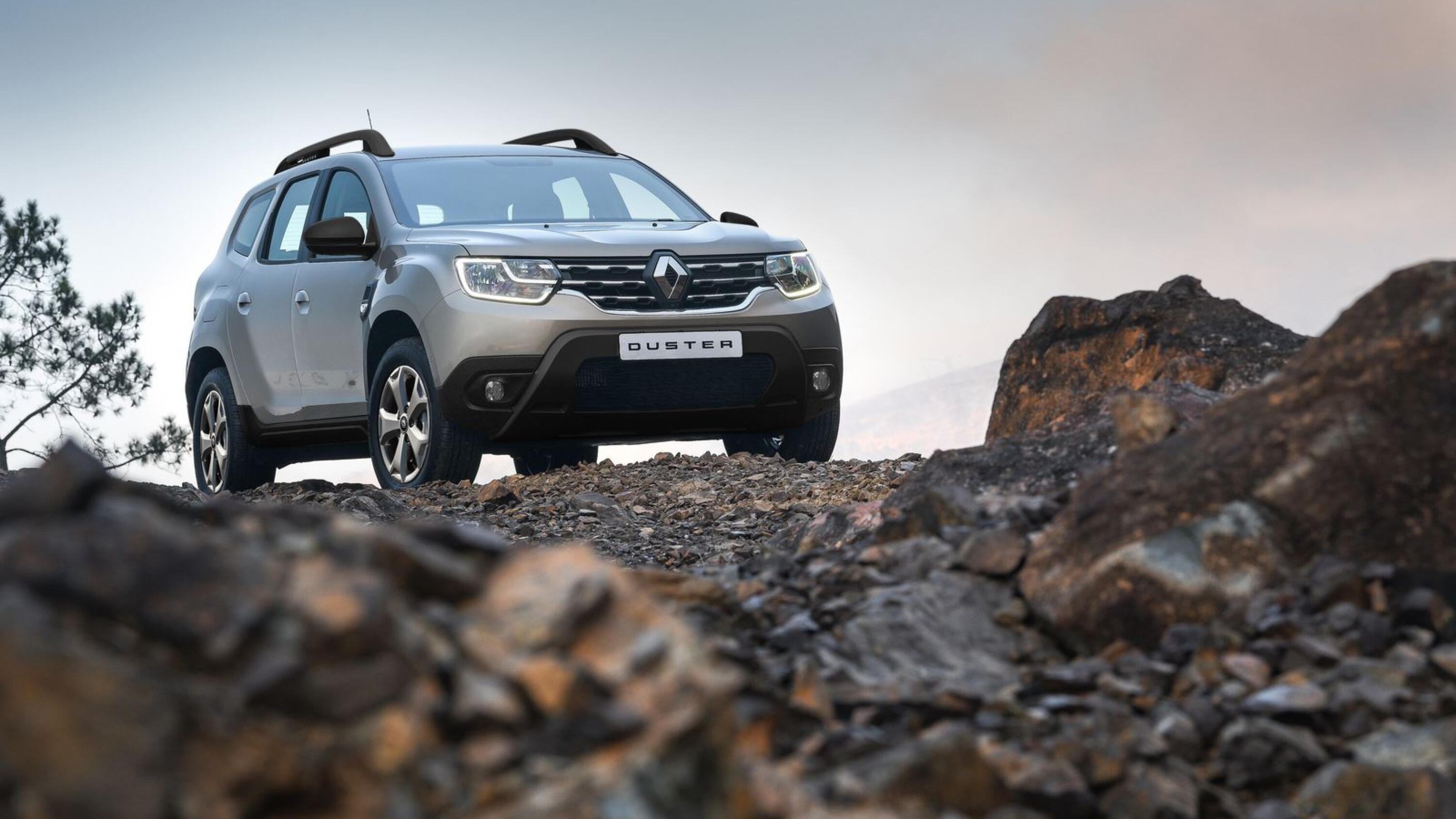 For 2021, the Renault Duster will continue as is