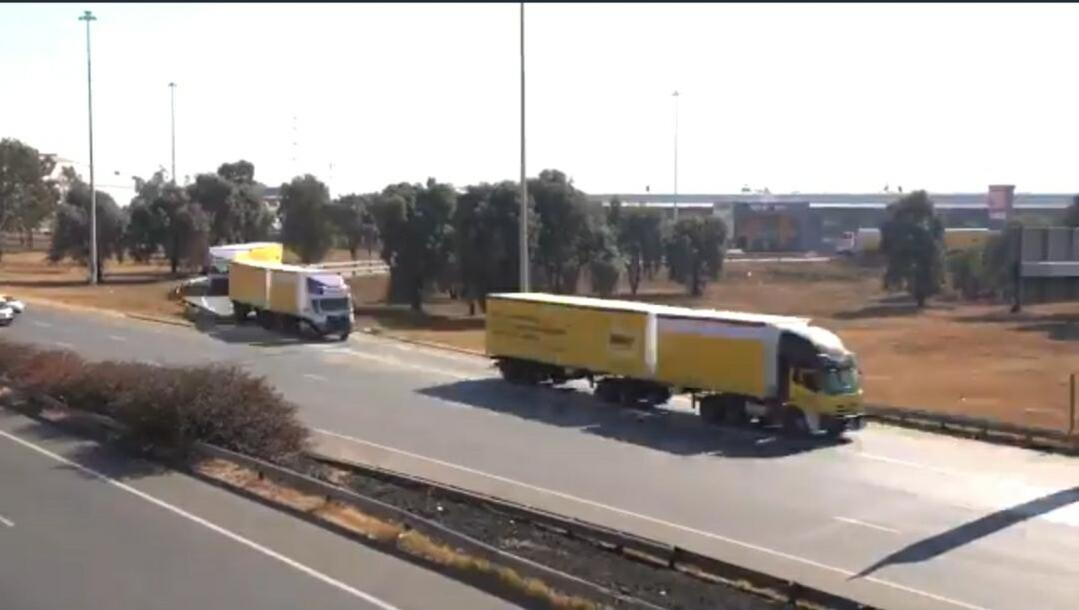 Massmart which owns Makro, Game and Builders Warehouse, announced on Sunday that Builders SA trucks filled with grocery supplies would soon arrive in KwaZulu-Natal.