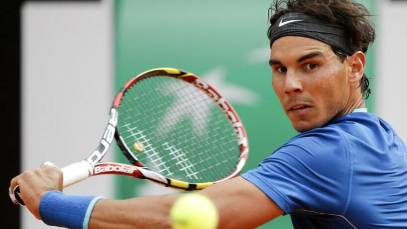 13-time French Open winner Rafael Nadal