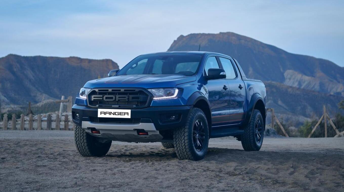 2021 Ford Ranger Raptor Special Edition