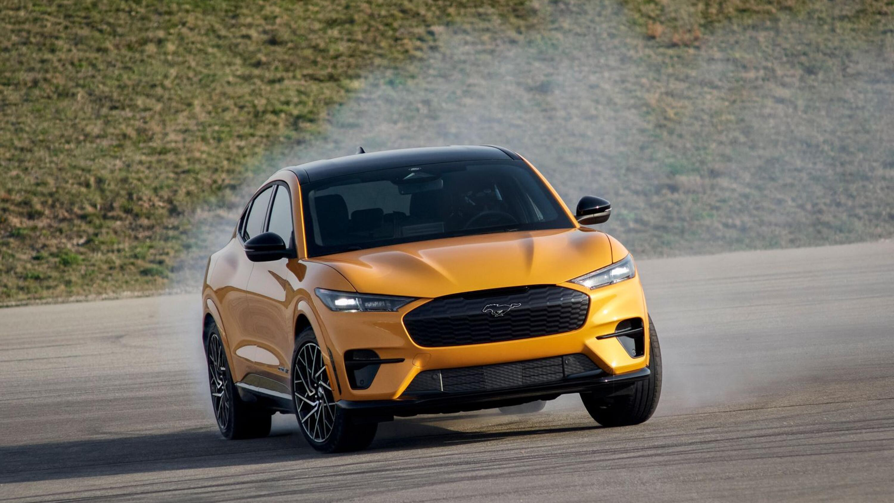 Electric pony: 2021 Mustang Mach E GT is ready for customer deliveries