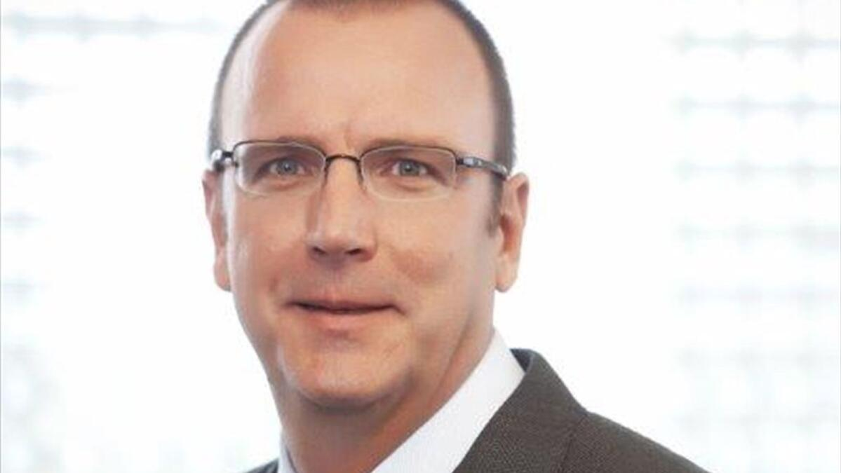 Jaco Oosthuizen, managing director of Renault South Africa
