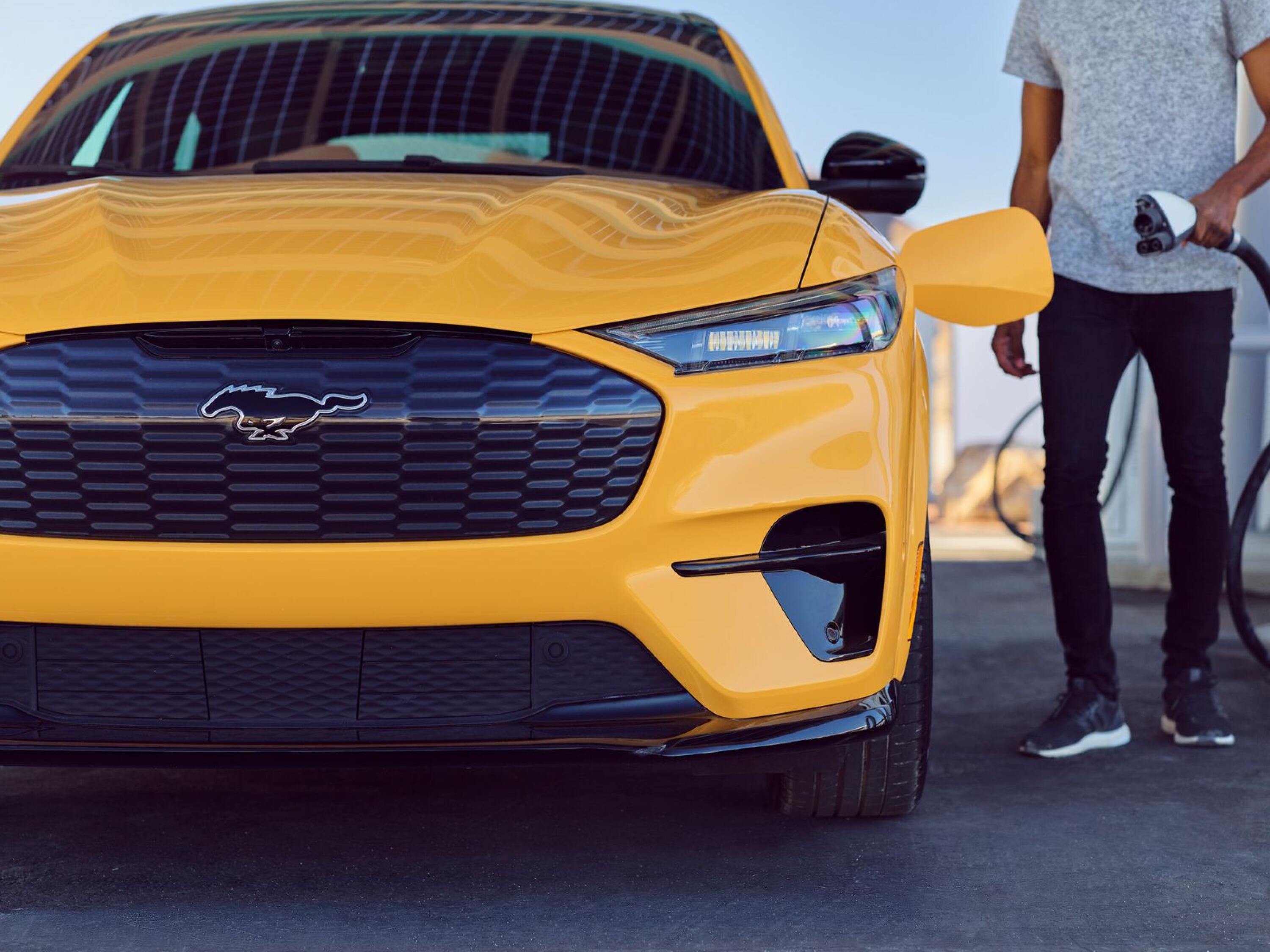 Electric pony: 2021 Mustang Mach-E GT is ready for customer deliveries, but it's not coming to South Africa