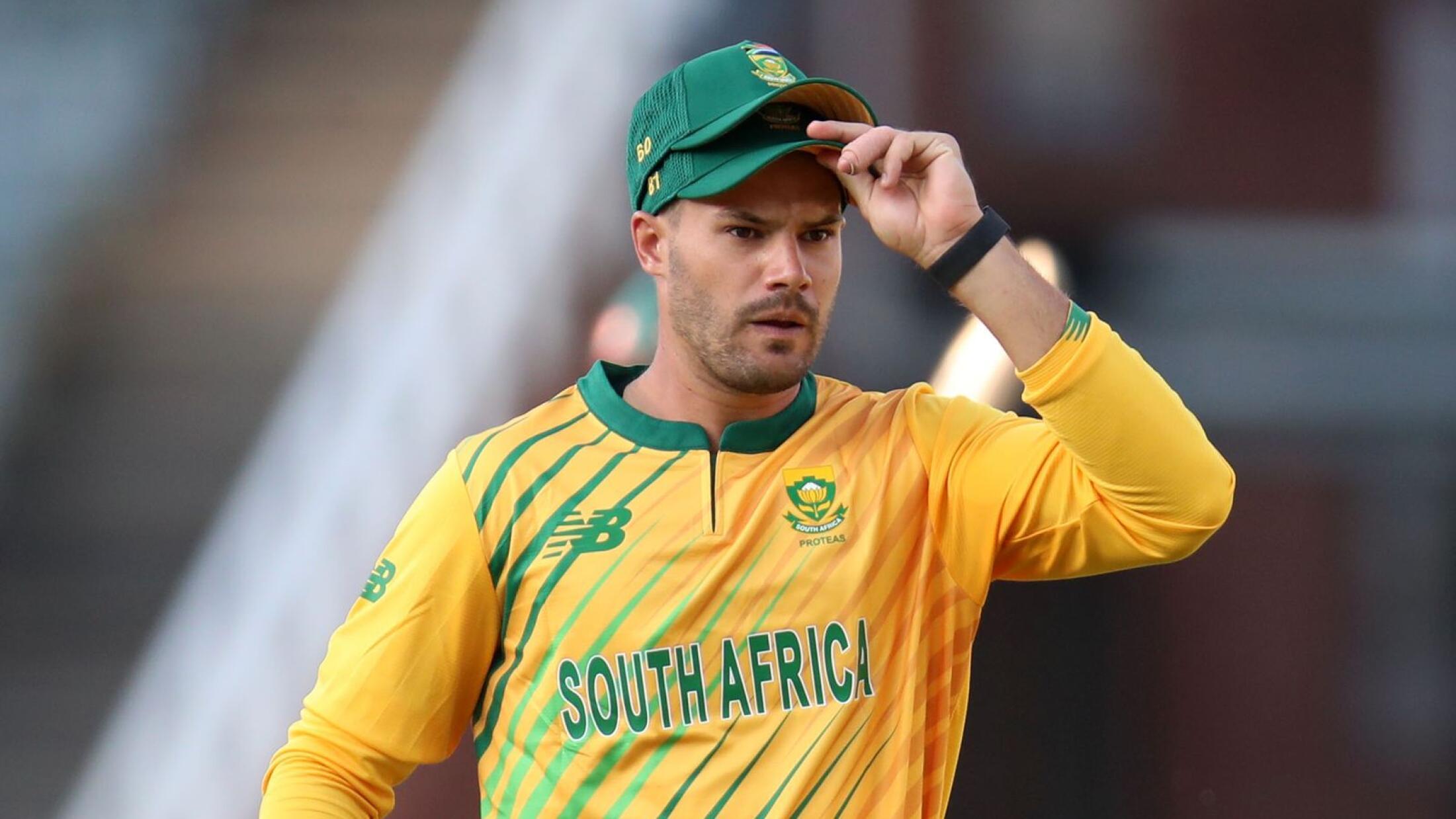 South Africa's Aiden Markram