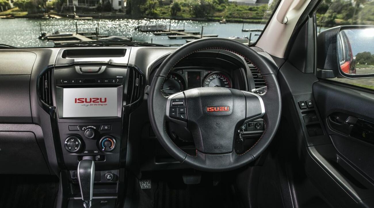 Isuzu D-Max 3.0 TD Double Cab X-Rider Auto
