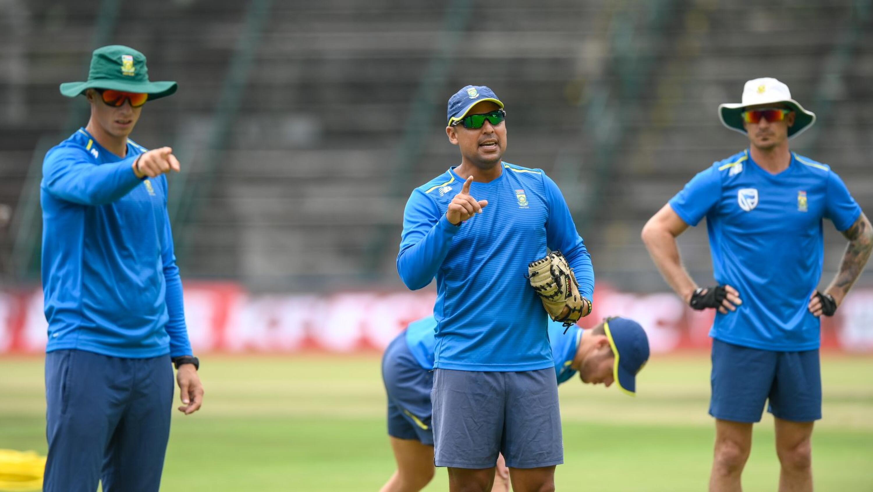 Proteas fielding coach Justin Ontong says the team will have to maintain their standards in the field when they go into the second Test against the West Indies on Friday