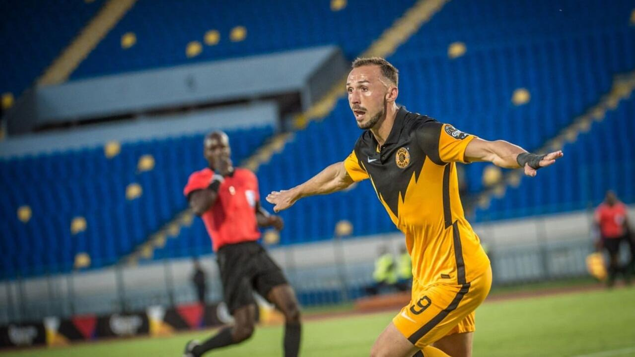 Samir Nurkovic scored the only goal of the game as Kaizer Chiefs stunned Wydad Casablanca in the first leg of their Caf Champions League semi-final clash