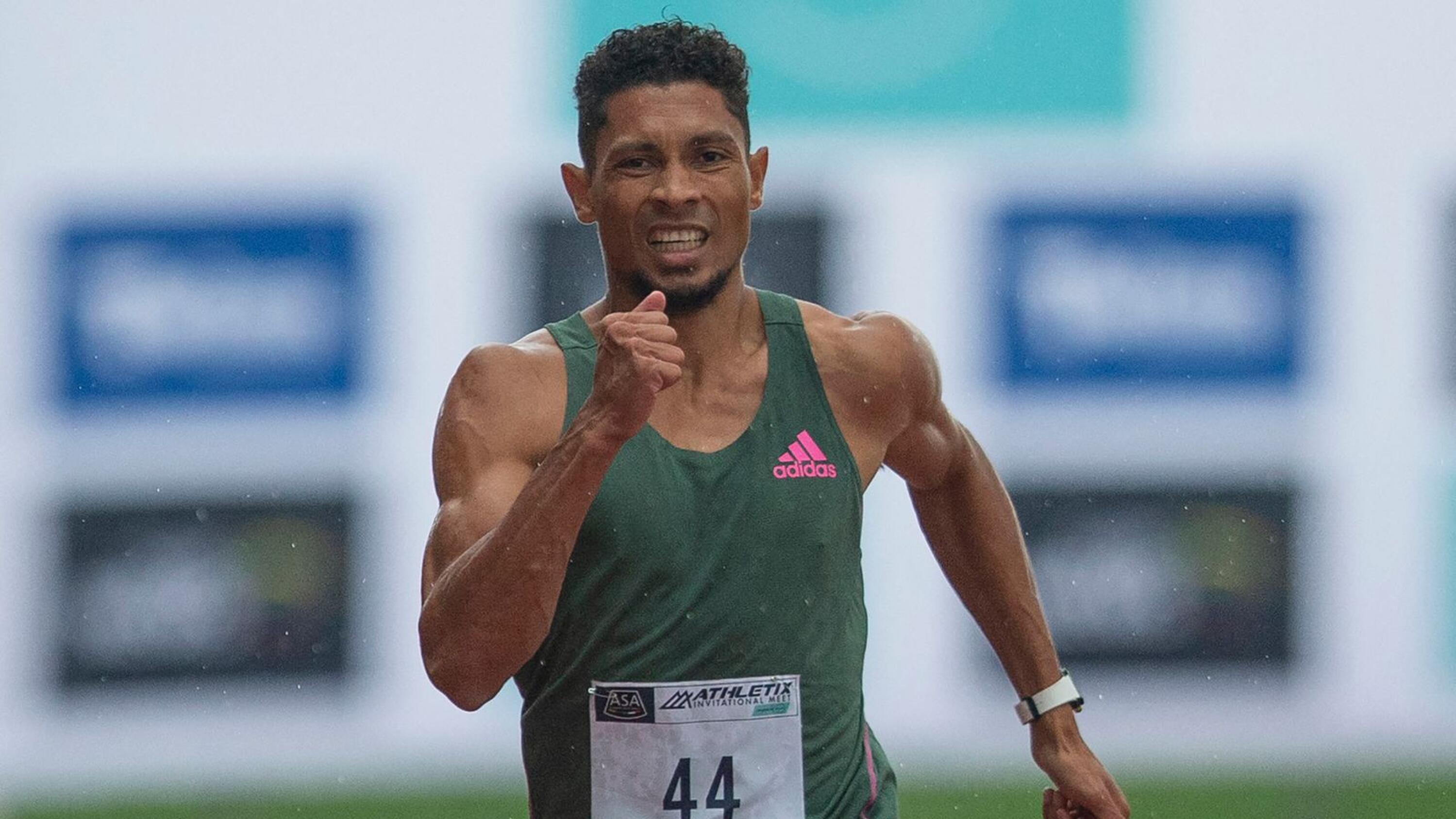 400m world record-holder Wayde van Niekerk finally booked his ticket to the Tokyo Olympics on Saturday night