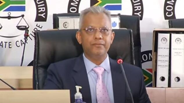 Former Transnet group chief financial officer Anoj Singh