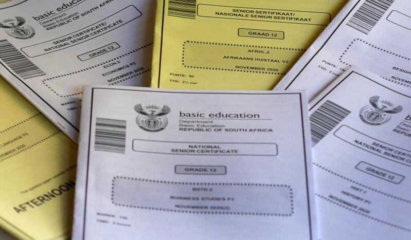 Matric exam papers