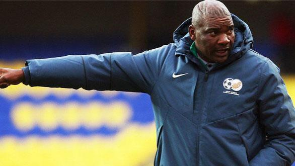 Former Bafana head coach Molefi Ntseki.